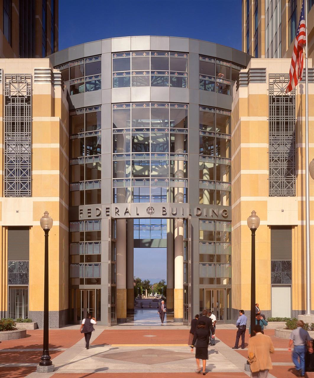 Oakland Federal Building, Oakland, California / image 1