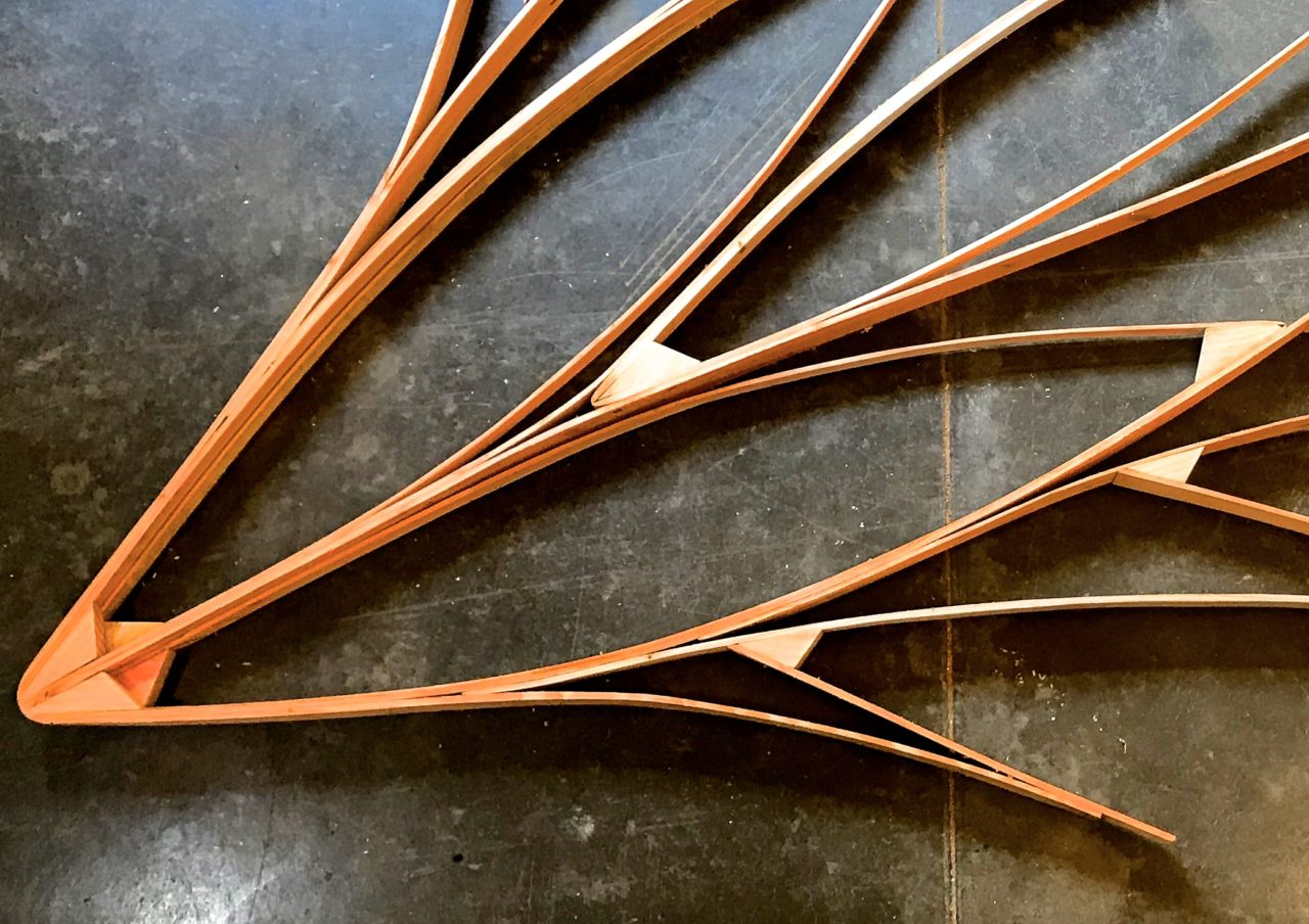 Bent Wood Panels,  / image 2