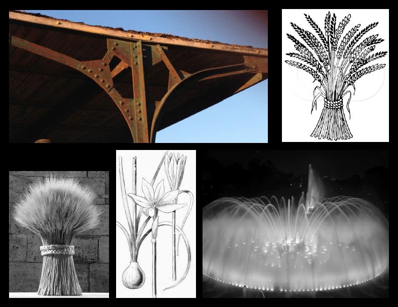Artist's inspirations for Harvest monumental public sculpture in Lincoln, Nebraska. / image 15