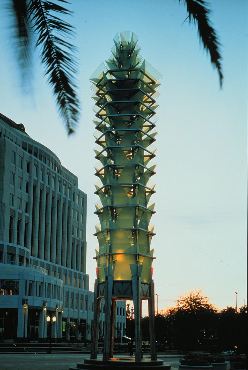 Orlando City Hall Tower, Orlando City, Florida / image 2
