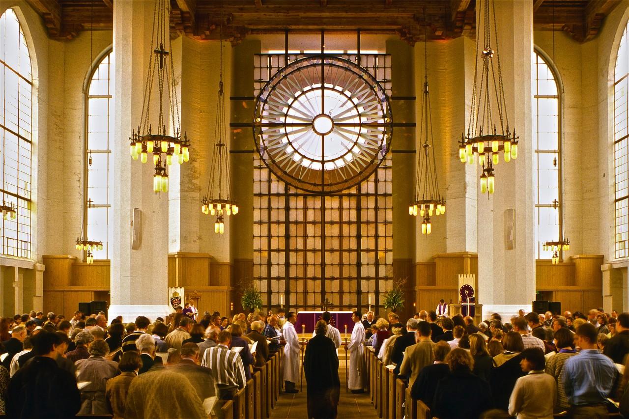 St. Mark's Cathedral, Seattle, Washington / image 1