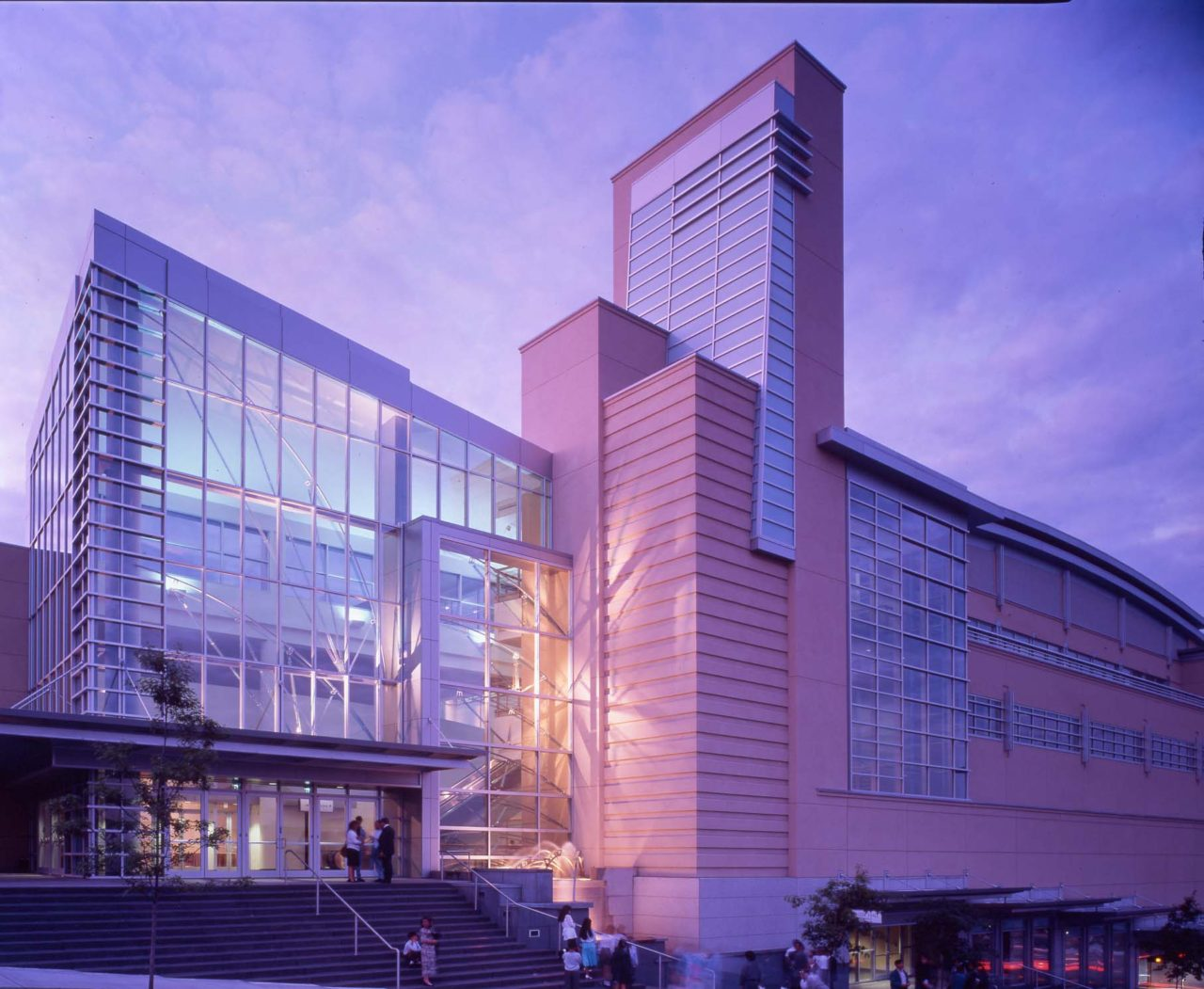 Meydenbauer Center, Bellevue, Washington / image 1