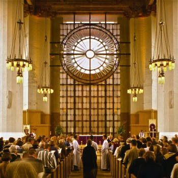 St. Mark's Cathedral, Seattle, Washington
